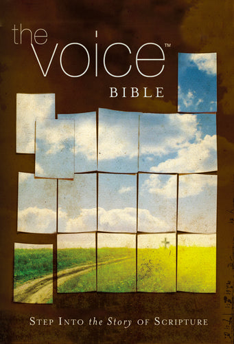 The Voice Bible, Hardcover: Step Into the Story of Scripture by Ecclesia Bible Society