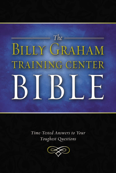 NKJV, Billy Graham Training Center Bible, eBook: Holy Bible, New King James Version