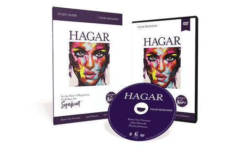 Known by Name: Hagar with DVD: In the Face of Rejection, God Says I'm Significant