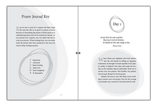 Load image into Gallery viewer, Draw the Circle Prayer Journal: A 40-Day Experiment
