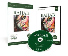 Known by Name: Rahab with DVD: Don't Judge Me; God Says I'm Qualified