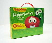 Load image into Gallery viewer, VeggieTales Veggie Values: A Board Book Collection