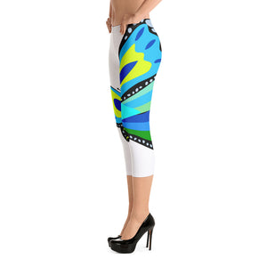 We Are The Anxious People - Capri Leggings