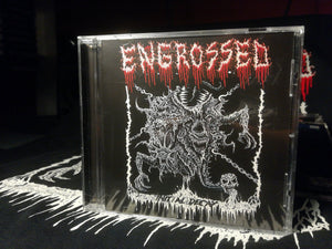 "Engrossed ""Initial Decay"" CD"