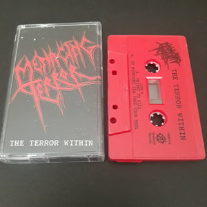 "Menacing Terror ""The Terror Within"" Cassette Tape"