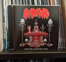 "Load image into Gallery viewer, Altar of Gore ""Obscure & Obscene Gods"" CD"