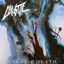 "Load image into Gallery viewer, Caustic ""Caustic Death"" Cassette Tape"