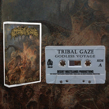 "Load image into Gallery viewer, Tribal Gaze ""Godless Voyage"" 2nd Press Tape *PRE-ORDER*"