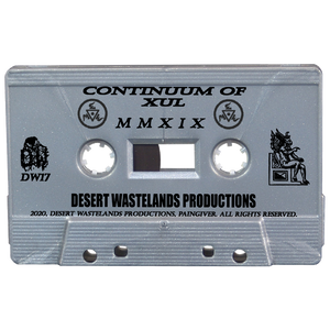 "Continuum of Xul ""MMXIX"" Cassette Tape"