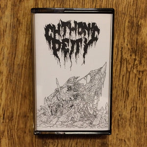 "Cthonic Deity ""Reassembled In Pain +2"" EU Tape"