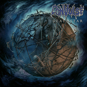 "Convulse ""Deathstar"" Vinyl Record"