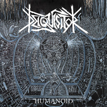 "Load image into Gallery viewer, Dequisitor ""Humanoid"" 12"" Black Vinyl (EU Version)"