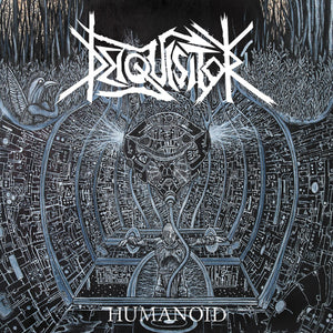 "Dequisitor ""Humanoid"" 12"" Black Vinyl (EU Version)"