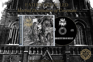 "Father Befouled ""Morbid Destitution of Covenant"" CD"