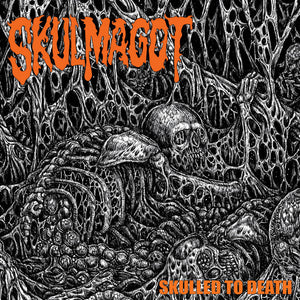 "Skulmagot  ""Skulled To Death"" Compact Disc"