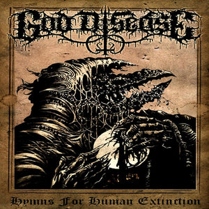 "God Disease ""Hymns For Human Extinction"" Tape"