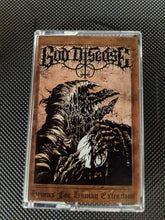 "Load image into Gallery viewer, God Disease ""Hymns For Human Extinction"" Tape"