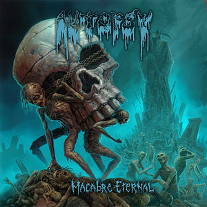 "Autopsy ""Macabre Eternal"" CD"