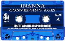 "Load image into Gallery viewer, Inanna ""Converging Ages"" Cassette Tape *Pre-Order*"