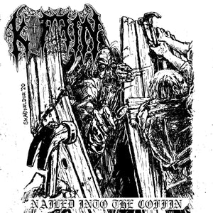 "Koffin ""Nailed Into the Coffin"" Cassette Tape"