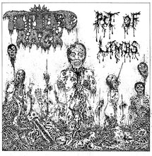 "Load image into Gallery viewer, Torture Rack ""Pit Of Limbs"" EU Tape"