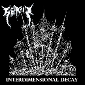 "Sepsis ""Interdimensional Decay"" Compact Disc"