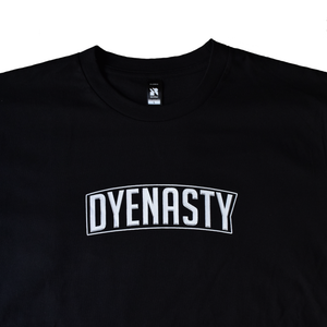 'DYENASTY' BOX LOGO TEE