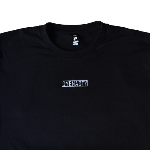 'DYENASTY' EMBROIDERY TEE