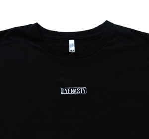 'DYENASTY' WOMEN'S CROP TEE