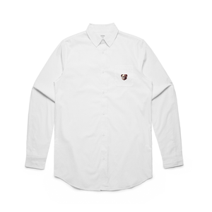 'DYENASTY' POPLIN SHIRT