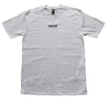 Load image into Gallery viewer, 'DYENASTY' WHITE EMBROIDERY TEE