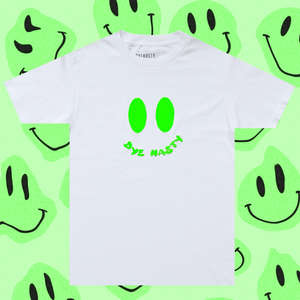PUFF SMILEY TEE