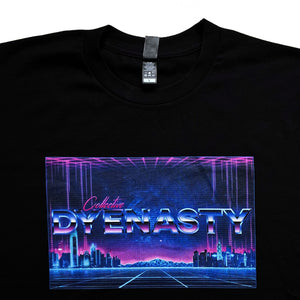 'DYENASTY' VICE CITY TEE