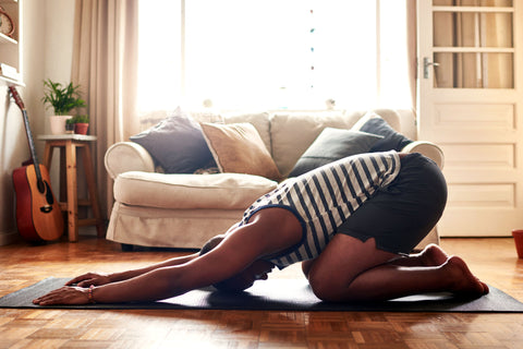 how to chill out yoga