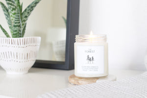 The Forest - 9oz candle