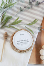 Load image into Gallery viewer, Lavender + Honey - 4oz candle