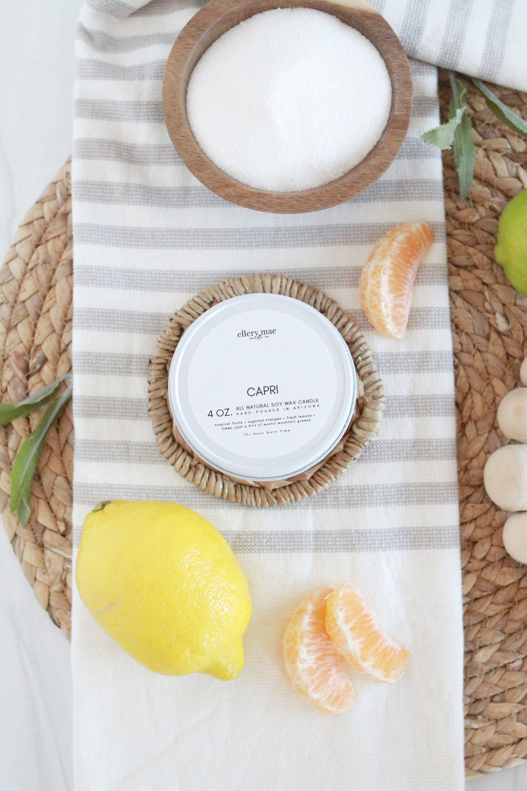 Capri - 4oz candle