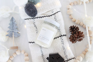 Sweater Weather - 12oz candle