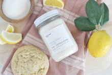 Load image into Gallery viewer, Lemon Sugar Cookie - 12oz candle