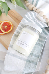 Blood Orange - 12oz candle