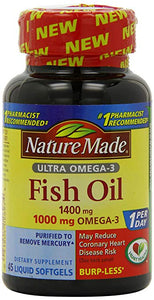 10% OFF PRICE Fish Oil