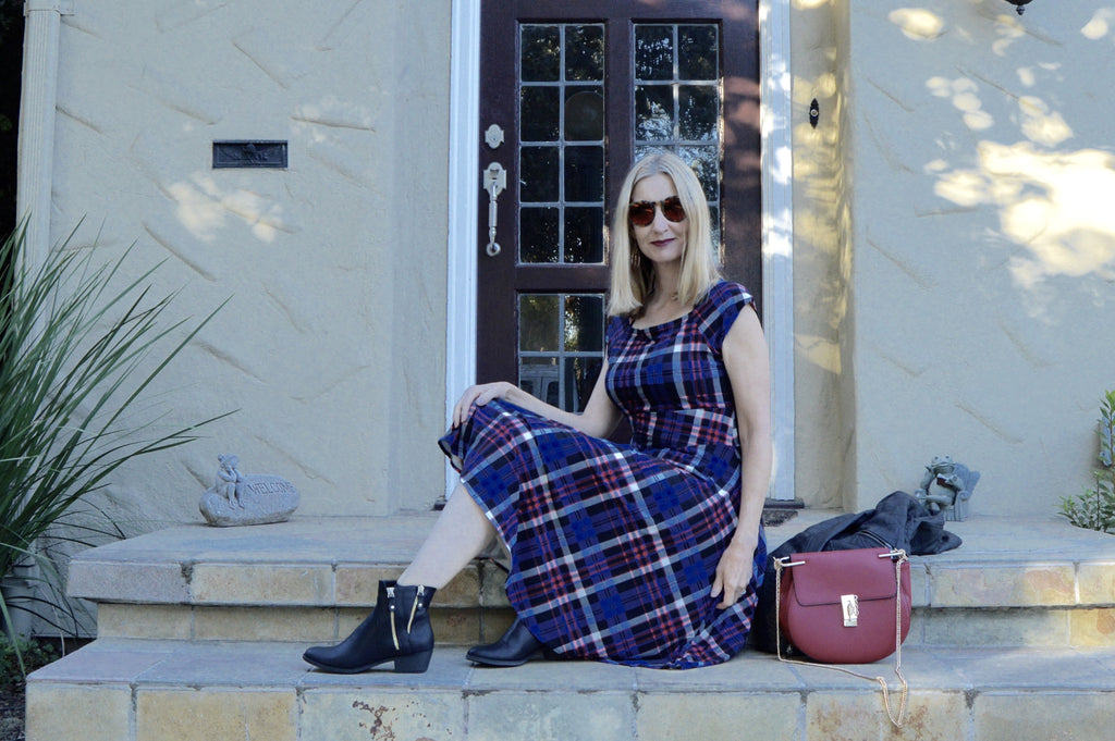 Mad for Plaid this Fall