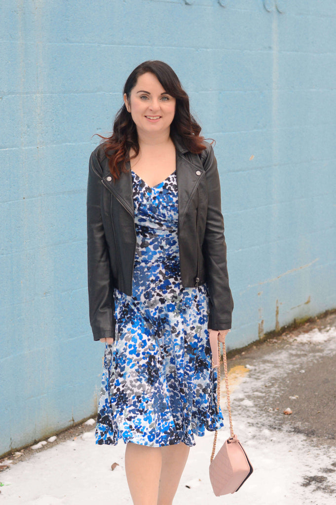 Layering the Trudy Dress