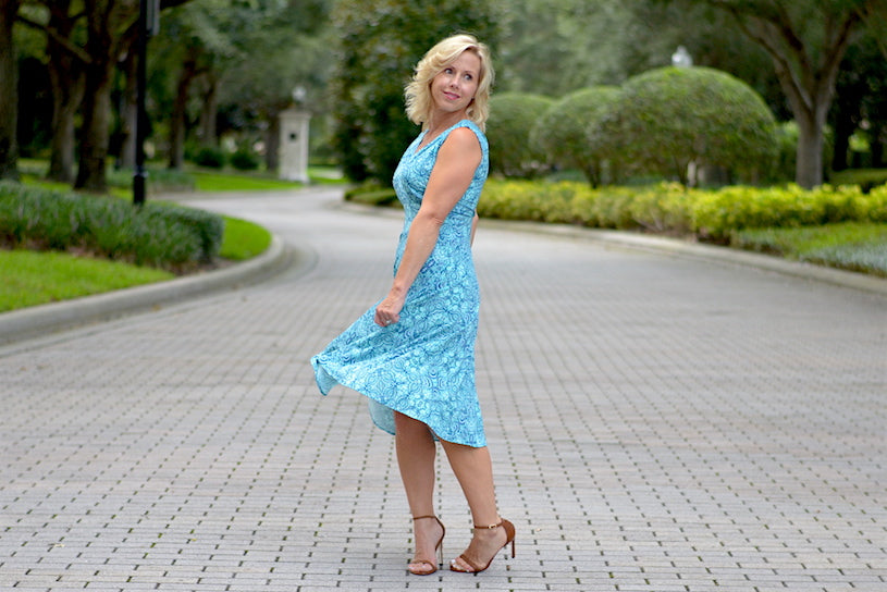 Fit and Flare Dresses to Twirl In