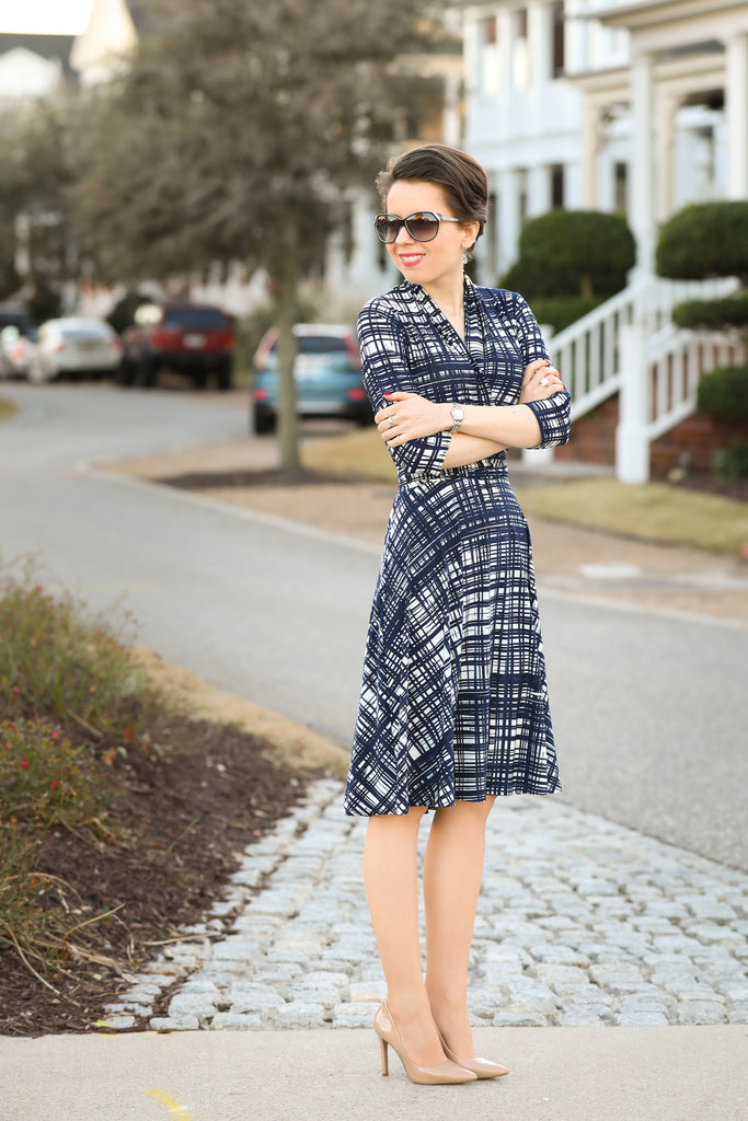 Hampton Roads Fashion and Style in the Karina Dresses Ruby Dress