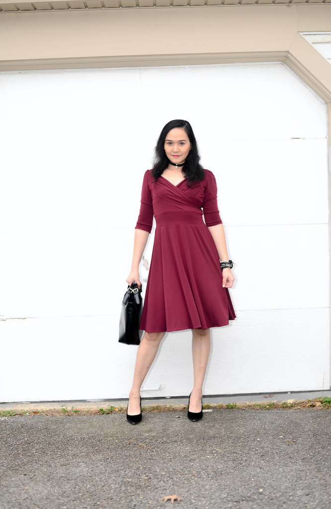 Simply Christianne in the Karina Dresses Trudy Dress