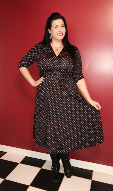 Buttercream Bettie in the Karina Dresses Margaret Dress