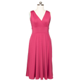 Abigail Dress in Raspberry by Karina Dresses