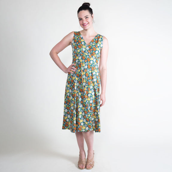 Abigail Dress in Meadow by Karina Dresses