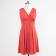 Audrey Dress - Clementine Dots
